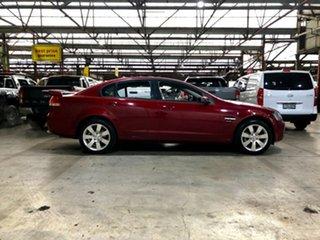 2007 Holden Commodore VE Lumina Red 4 Speed Automatic Sedan