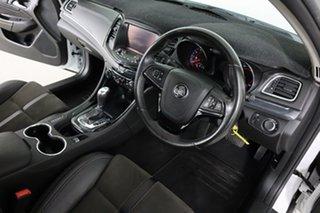 2014 Holden Commodore VF SV6 White 6 Speed Automatic Sedan
