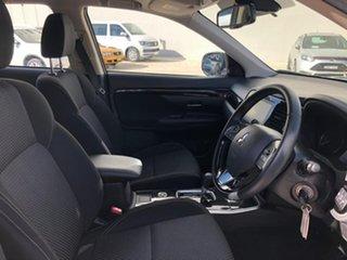 2019 Mitsubishi Outlander ES Silver Constant Variable Wagon