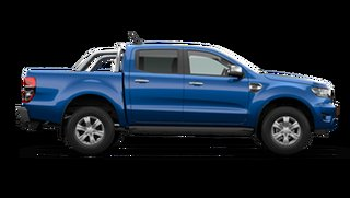 2020 Ford Ranger PX MkIII 2021.25MY XLT Blue Lightning 6 Speed Sports Automatic Double Cab Pick Up.