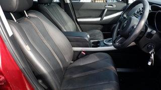 2007 Mazda CX-7 ER1031 MY07 Luxury Maroon 6 Speed Sports Automatic Wagon