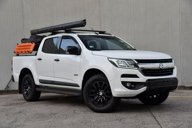 Used Holden Colorado RG MY18 Z71 Pickup Crew Cab Oakleigh, 2018 Holden Colorado RG MY18 Z71 Pickup Crew Cab White 6 Speed Sports Automatic Utility
