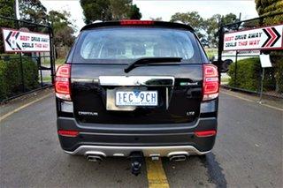 2014 Holden Captiva CG MY15 7 AWD LTZ Black 6 Speed Sports Automatic Wagon