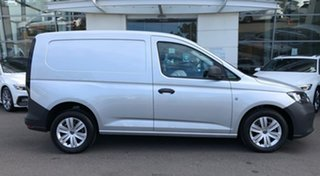 2021 Volkswagen Caddy SKN MY21 TDI320 Cargo SWB DSG Reflex Silver 7 Speed.