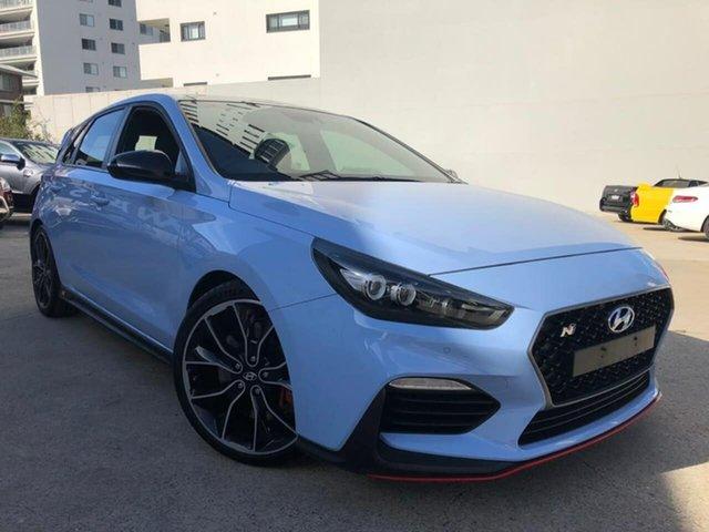 Used Hyundai i30 Goulburn, 2019 Hyundai i30 N - Performance Blue Manual Hatchback