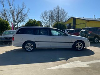 2004 Holden Commodore VZ Executive White 4 Speed Automatic Wagon.