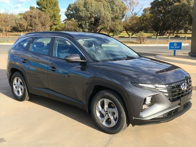 New Hyundai Tucson NX4.V1 MY22 2WD Berri, 2021 Hyundai Tucson NX4.V1 MY22 2WD Titan Gray 6 Speed Automatic Wagon