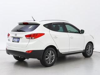 2014 Hyundai ix35 LM Series II Trophy (FWD) White 6 Speed Automatic Wagon