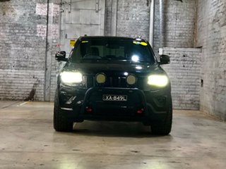 2015 Jeep Grand Cherokee WK MY15 Limited Black 8 Speed Sports Automatic Wagon.