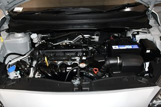 2015 Hyundai i20 PB MY16 Active Sleek Silver 4 Speed Automatic Hatchback