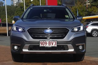 2020 Subaru Outback B7A MY21 AWD Touring CVT Ice Silver 8 Speed Constant Variable Wagon