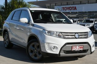 2016 Suzuki Vitara LY RT-S 2WD White 6 Speed Sports Automatic Wagon.