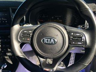 2017 Kia Sportage QL GT-Line Silver Sports Automatic