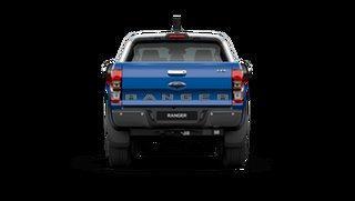 2020 Ford Ranger PX MkIII 2021.25MY XLT Blue Lightning 6 Speed Sports Automatic Double Cab Pick Up