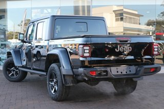 2021 Jeep Gladiator JT MY21 V2 Night Eagle Pick-up Black 8 Speed Automatic Utility.