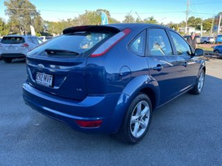 2009 Ford Focus LT LX Blue 4 Speed Sports Automatic Hatchback.