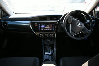 2016 Toyota Corolla ZRE182R MY15 Ascent Sport Blue 7 Speed CVT Auto Sequential Hatchback