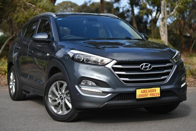 Used Hyundai Tucson TL2 MY18 Active 2WD Melrose Park, 2017 Hyundai Tucson TL2 MY18 Active 2WD Grey 6 Speed Sports Automatic Wagon