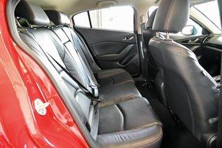 2015 Mazda 3 BM5478 Touring SKYACTIV-Drive Red 6 Speed Sports Automatic Hatchback