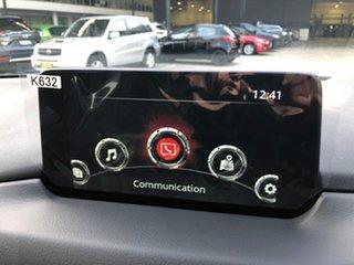 2021 Mazda CX-5 KF4WLA Touring SKYACTIV-Drive i-ACTIV AWD Sonic Silver 6 Speed Sports Automatic