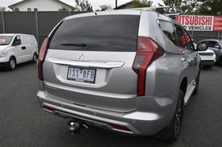 2020 Mitsubishi Pajero Sport QF MY20 Exceed Billet Silver 8 Speed Sports Automatic Wagon.