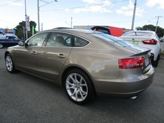 2011 Audi A5 8T MY11 Sportback Multitronic Champagne 8 Speed Constant Variable Hatchback.
