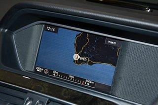 2013 Mercedes-Benz C-Class W204 MY13 C250 7G-Tronic + Elegance Black 7 Speed Sports Automatic Sedan