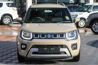 2021 Suzuki Ignis MF Series II GLX Ivory 1 Speed Constant Variable Hatchback.