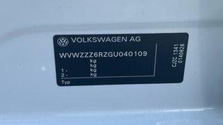 2016 Volkswagen Polo 6R MY16 66TSI DSG Trendline Pure White 7 Speed Sports Automatic Dual Clutch.