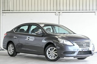 2015 Nissan Pulsar B17 Series 2 ST Grey 1 Speed Constant Variable Sedan.