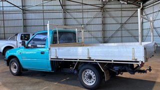 2000 Holden Rodeo TF R9 DX 4x2 Green 5 Speed Manual Cab Chassis