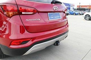 2016 Hyundai Santa Fe DM3 MY17 Elite Red 6 Speed Sports Automatic Wagon.