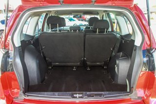 2012 Mitsubishi Outlander ZH MY12 LS 2WD Red 6 Speed Constant Variable Wagon