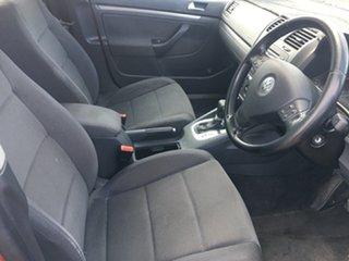 2005 Volkswagen Golf V Comfortline DSG Maroon 6 Speed Sports Automatic Dual Clutch Hatchback