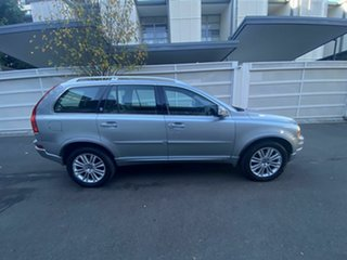 2012 Volvo XC90 P28 MY12 D5 Geartronic Executive Silver 6 Speed Sports Automatic Wagon.