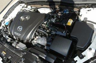 2017 Mazda 3 BN5438 SP25 SKYACTIV-Drive GT White 6 Speed Sports Automatic Hatchback