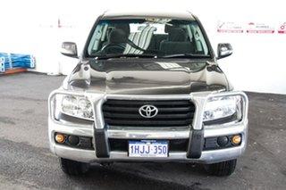 2012 Toyota Landcruiser VDJ200R MY12 GXL (4x4) Graphite 6 Speed Automatic Wagon.