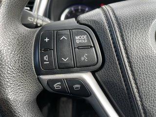 2014 Toyota Kluger GSU50R GX 2WD Merlot Red 6 Speed Sports Automatic Wagon