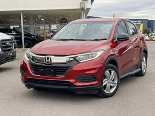 2019 Honda HR-V 50 Years Edition Red Constant Variable Hatchback.
