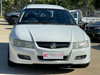 2004 Holden Commodore VZ Executive White 4 Speed Automatic Wagon