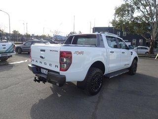2015 Ford Ranger PX MkII Wildtrak Double Cab White 6 Speed Automatic Utility