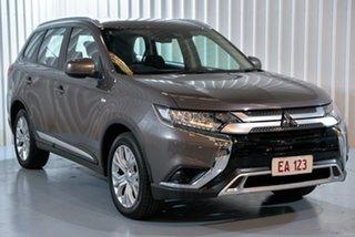 2019 Mitsubishi Outlander ZL MY19 ES 2WD Brown 6 Speed Constant Variable Wagon