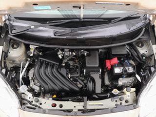 2012 Nissan Micra K13 ST-L Gold 4 Speed Automatic Hatchback