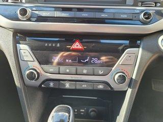 2017 Hyundai Elantra AD MY17 Elite Blue 6 Speed Sports Automatic Sedan