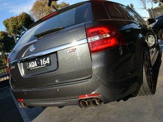 2017 Holden Commodore VF II MY17 SS V Sportwagon Redline Grey 6 Speed Sports Automatic Wagon