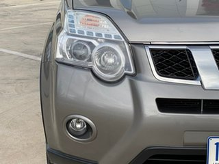 2011 Nissan X-Trail T31 Series IV ST-L 2WD Grey 1 Speed Constant Variable Wagon