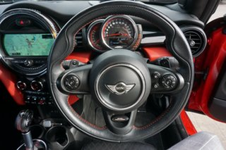 2017 Mini Convertible F57 John Cooper Works Red 6 Speed Sports Automatic Convertible