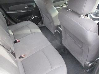 2011 Holden Cruze JG CD Grey 5 Speed Manual Sedan