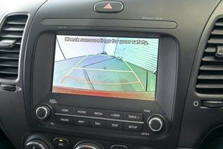 2015 Kia Cerato YD MY15 S Premium Red 6 Speed Sports Automatic Hatchback