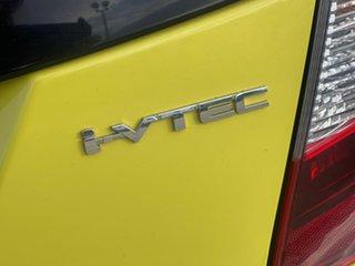 2015 Honda Jazz VTi Yellow Manual Hatchback